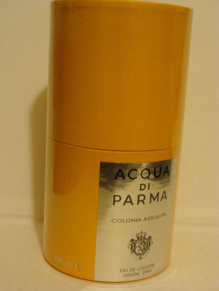 Acqua di Parma colonia assoluta 100 ml edc  IDEA REGALO