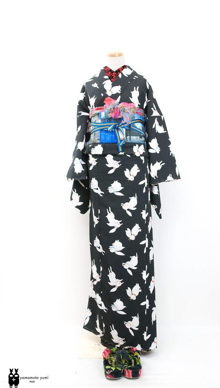 yamamotoyumiplus kimono