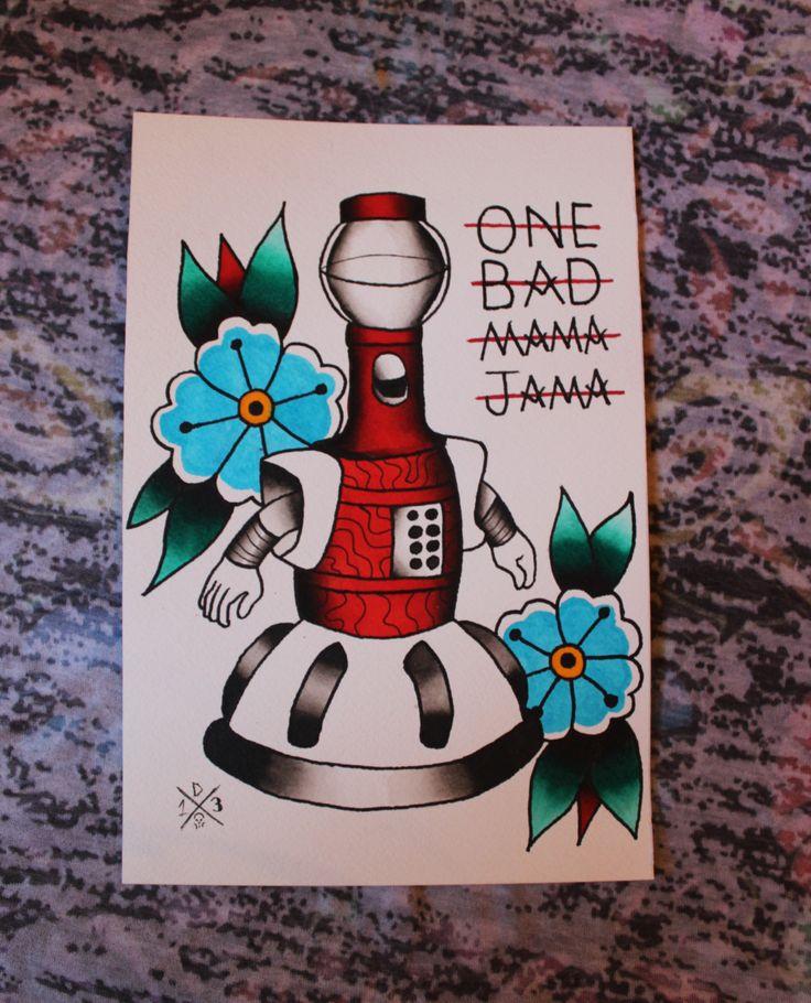 9 best art of ed henry flynn images on pinterest a for Tom servo tattoo