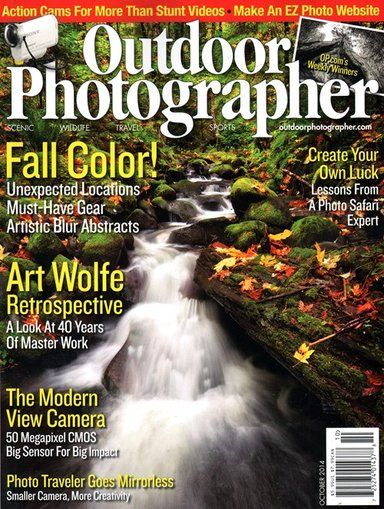 MAGAZINE $$ One Year Subscription to Outdoor Photography Magazine Only $4.99 (Reg. $39.90) – TODAY Only (4/9)!