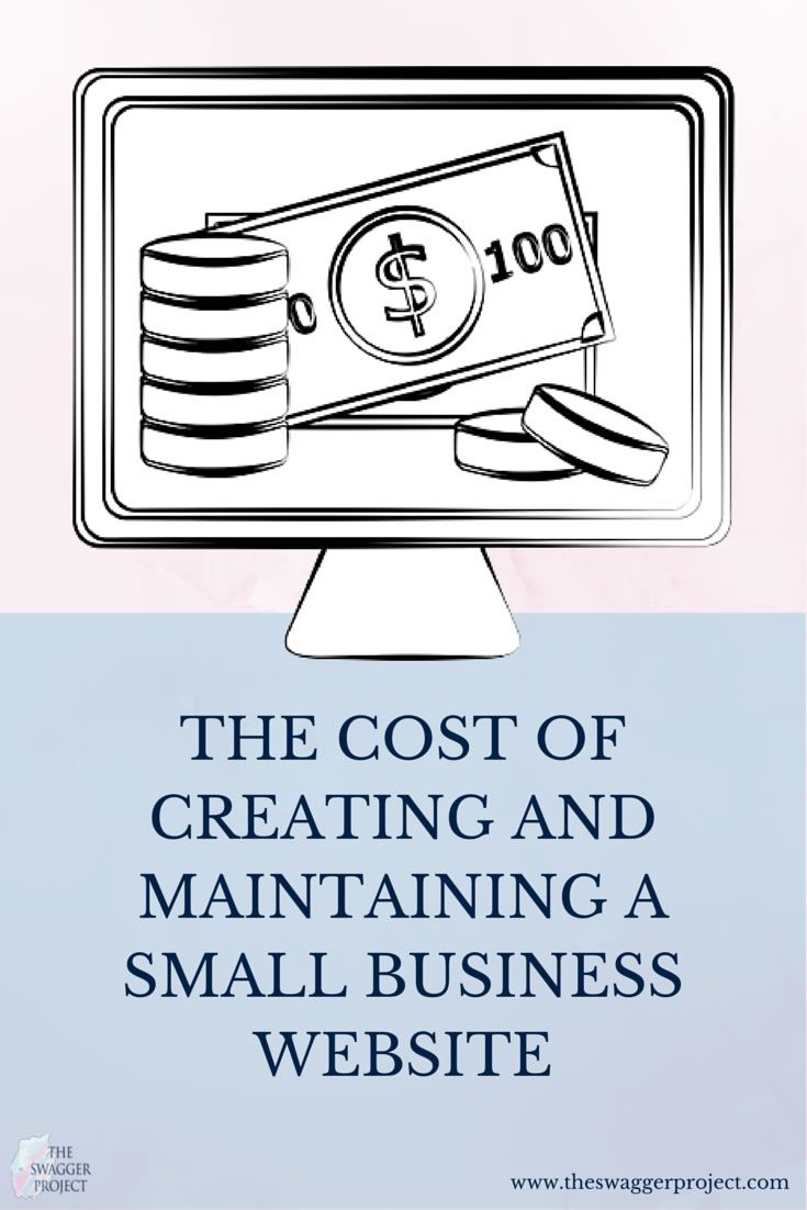 Don't get caught out by unexpected website costs.  Know the $$ involved in creating and maintaining your website.  #smallbusiness #websites