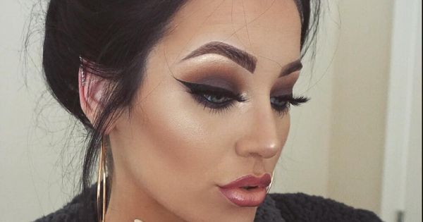 Gel liner, Lip liner and Lip gloss on Pinterest
