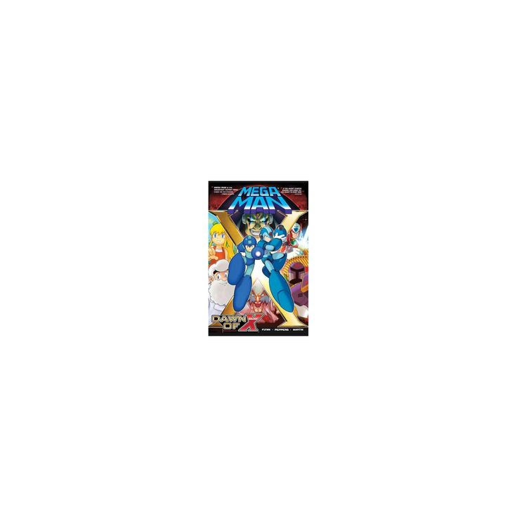 Mega Man 9 : Dawn of X (Paperback) (Ian Flynn)