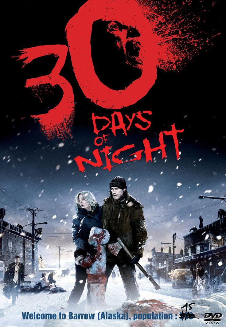 30 Days of Night – 30 Μέρες Νύχτα (2007). Στο «30 Days of Night» παρακολουθούμε την αιματηρή επίθεση μιας συμμορίας βρικολάκων σε μια μικρή πόλη της Αλάσκας κατά τη διάρκεια της παρατεταμένης πολικής νύχτας.