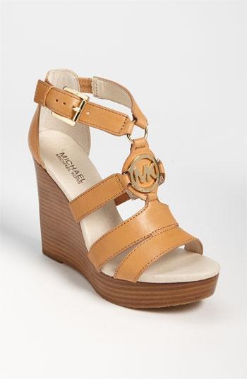 MICHAEL Michael Kors 'Gabi' Sandal available at Nordstrom