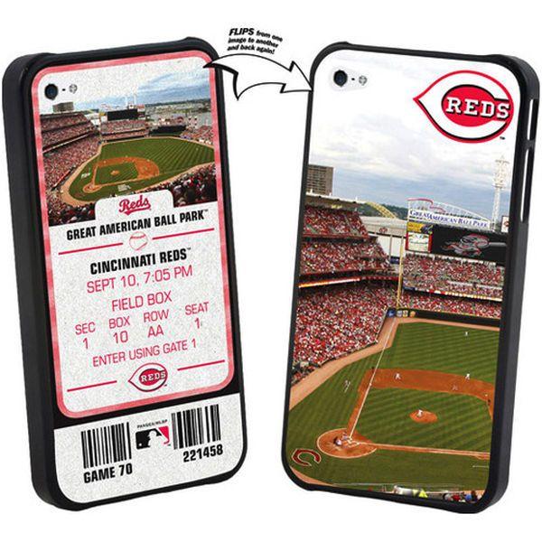 Cincinnati Reds Lenticular Ticket iPhone 5 Case - $7.99