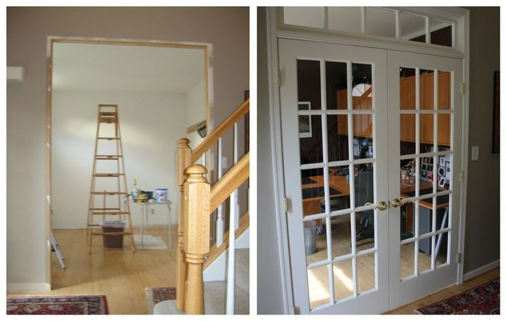Transom Above French Doors Window Seats Built Ins Pinterest Interior French Doors French