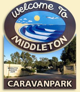 Welcome to Middleton Caravan Park South Australia - 08 8554 2383