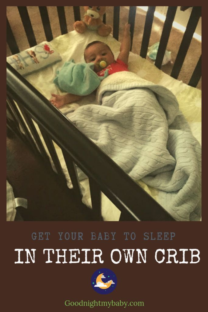 How to get baby to nap in a crib