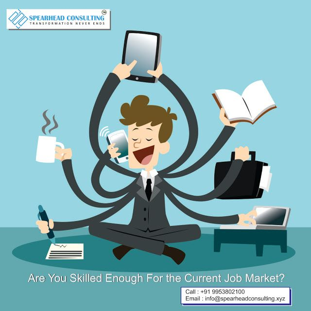 Spearhead Consulting Know Initiative Skills In The Workplace And Take A Employee Management Technology Skills Content Marketing