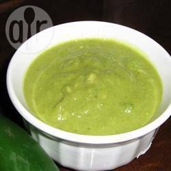 Foto de la receta: Salsa de chile jalapeño