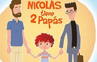 Cuento infantil sobre familia con dos papás enciende duro debate en redes sociales | Literatura Infantil http://www.guioteca.com/literatura-infantil/cuento-infantil-sobre-familia-con-dos-papas-enciende-duro-debate-en-redes-sociales/