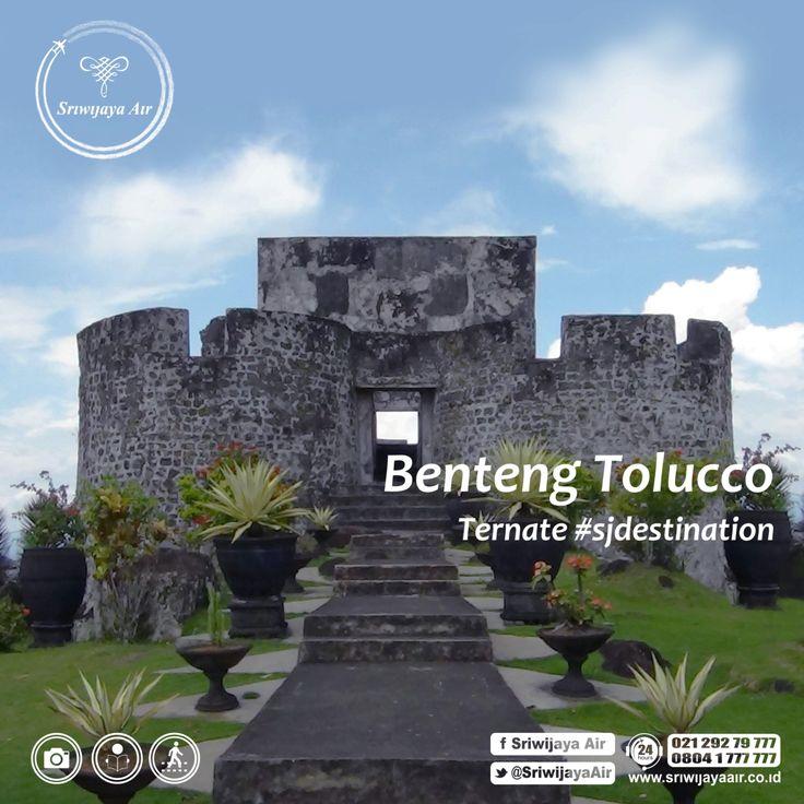 Benteng Tolucco (Tolukko) adalah benteng peninggalan Bangsa Portugis saat mereka berada di Ternate. Benteng ini sering juga disebut sebagai Benteng Hollandia karena ternyata sempat direbut oleh Belanda pada tahun 1610. Bangunan Benteng Tolucco cukup unik Partners. Yuk ke Ternate?