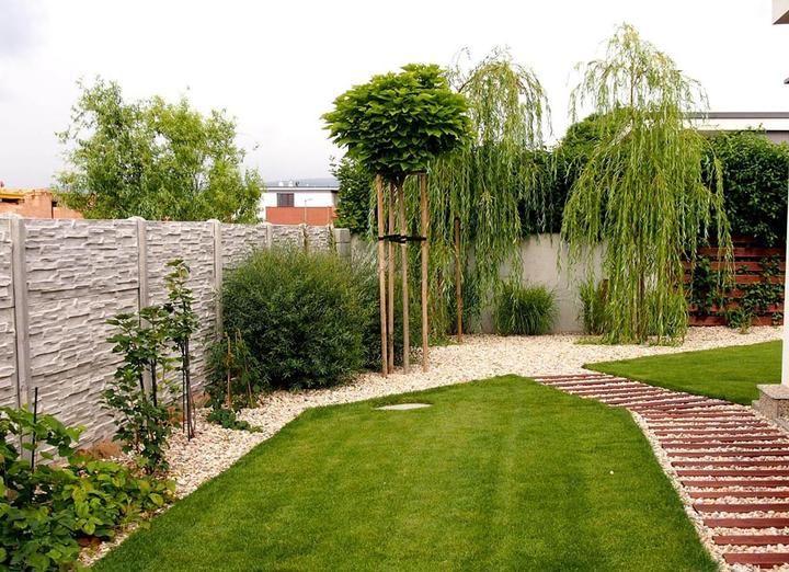 Exteriér a záhrada