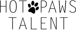 Hot Paws Talent New Logo