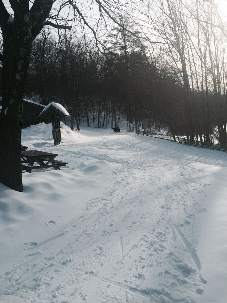 Fahnestock Winter Park has excellent conditions today and should for the rest of the week. Get out and enjoy the winter!