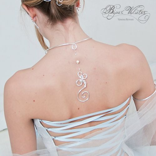 29 best bijoux mariage images on pinterest jewelry ideas for Robe pour mariage cette combinaison collier perle mariage