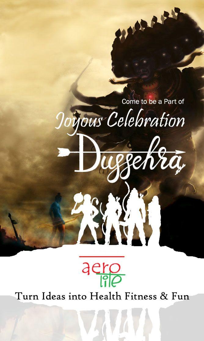 Aerolite Let Us Continue The Same True Spirit Blessings Of Dussera Dussehra Vijayadashami Festivals Happyduss Buy Yoga Mat Fun Workouts Mat Online