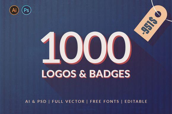 1000 Logos