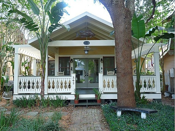 Relax On The Porch Of This Charming 1 300 Sq Ft Two