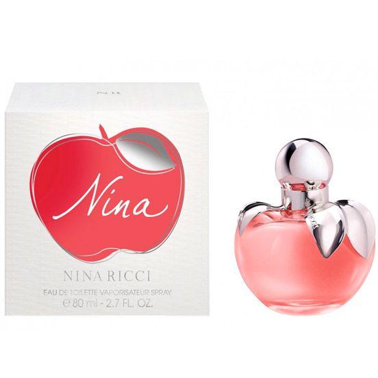 """Nina Ricci Nina #NinaRicci  Nina - молодая женщина, живущая под счастливой звездой. Изящная, романтичная фея нашего времени в поисках необычного аромата, """"волшебного эликсира"""" со сладкими, фруктовыми и аппетитными волнами аромата. Для нее, Nina Ricci создала Nina, соблазнительный и з"""