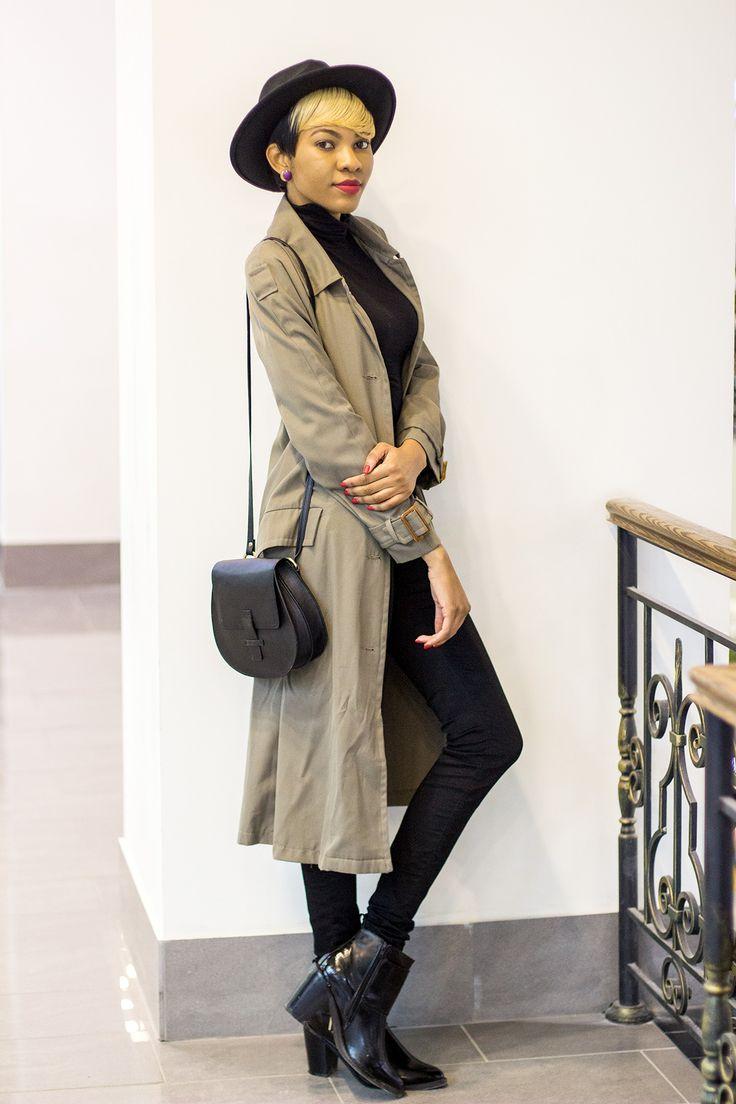 Khaki style outfit 2016