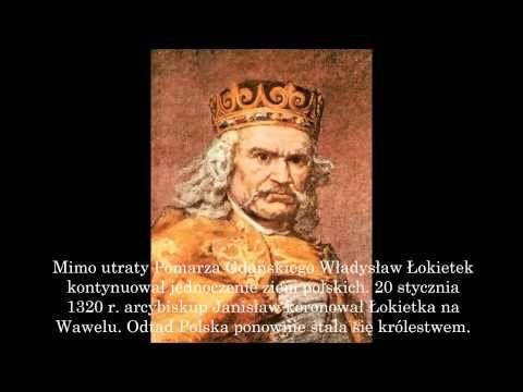Historia Polski - część pierwsza z dwóch 1/2 - YouTube