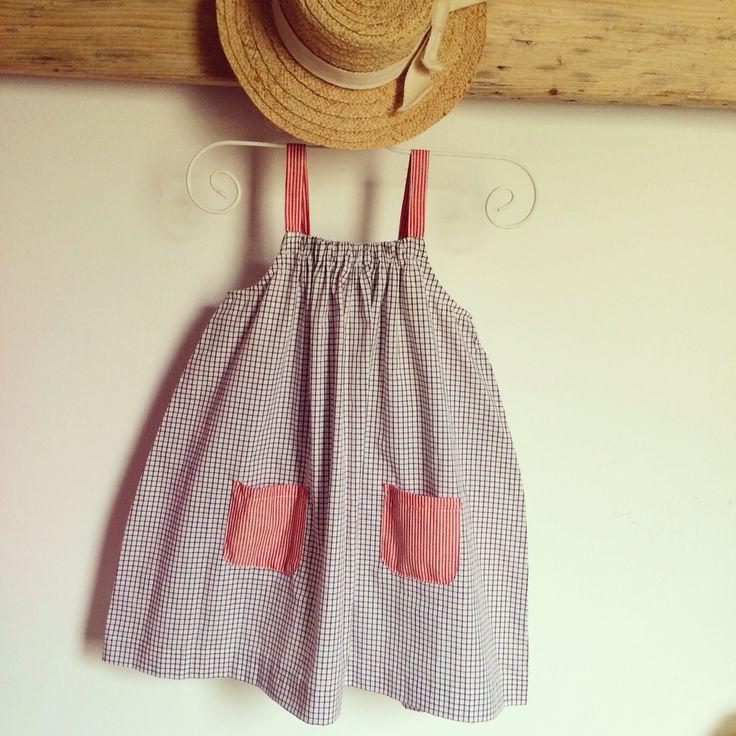 """Girl dress ❤️ """"Tra le nuvole"""" Kids couture  Creazioni per bambini"""