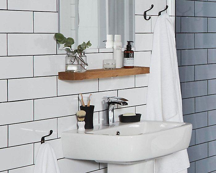 small bathroom sinks sink shelf