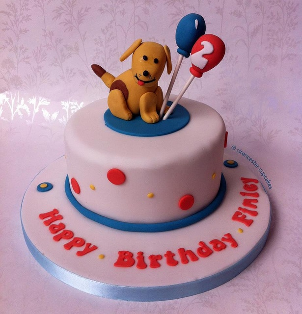 Birthday Cake - Spot the Dog by Cirencester Cupcakes, via Flickr
