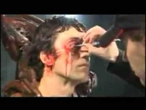 SAW II - Making of the Head Trap Scene (Death Mask) **With Hungarian Sub...