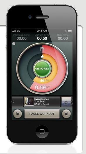 tracking iphone settings