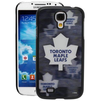 Toronto Maple Leafs Lenticular Galaxy S4 Phone Cover