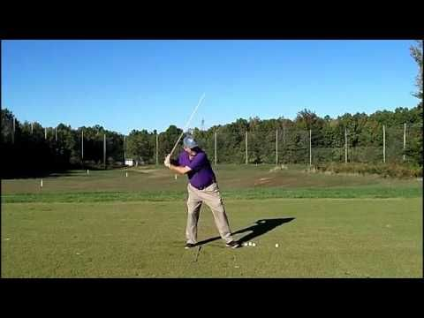 Whip It Good-2nd Part of Drill- 3/4 turn in golf swing - YouTube