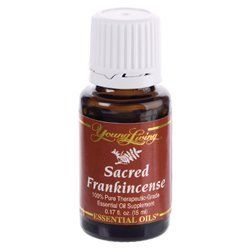 Sacred Frankincense Essential Oil - 15 ml by Young Living by Young Living. $99.99. Sacred Frankincense essential oil comes from the Boswellia sacra frankincense tree and is distilled at the Young Living distillery in Oman. Sacred Frankincense is ideal for those who wish to take their spiritual journey and meditation experiences to a higher level.