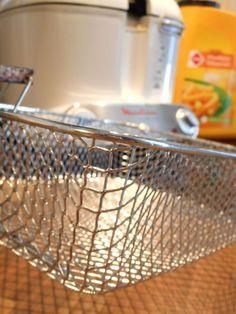 De frituurpan schoonmaken: dat is met deze tip een heel simpel karweitje! - Het keukentje van Syts