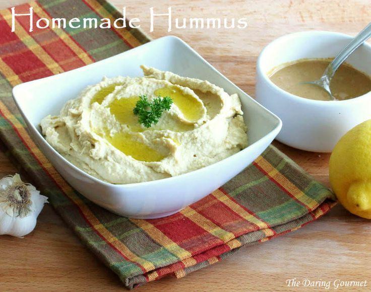 Les 25 meilleures id es de la cat gorie tahini paste sur pinterest houmous recette libanaise - Houmous recette sans tahini ...