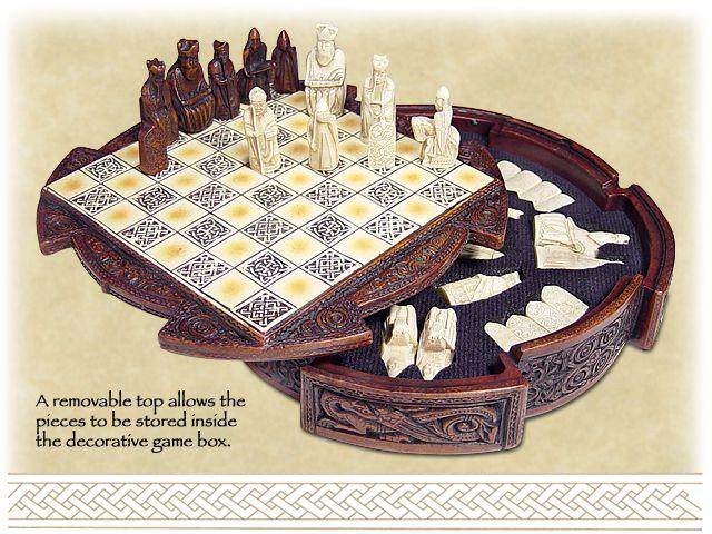 Viking Chess Set | Chess Sets