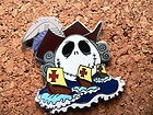 Nightmare Before Xmas Disney Pin - Holiday Mystery Collection -Columbus Day Jack #EasyNip