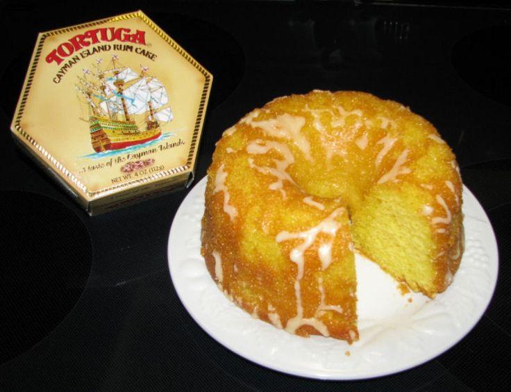 Tortuga Cayman Island Rum Cake recipe | BigOven