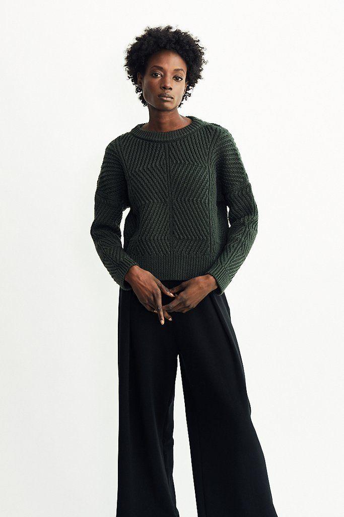 b2e082ace Micaela Greg Bevel Sweater – PARC