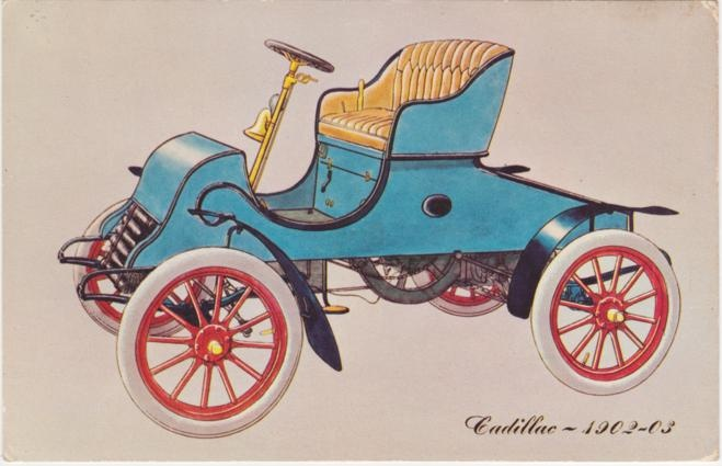 23 best images about automotive history on pinterest on for Cadillac motor car company