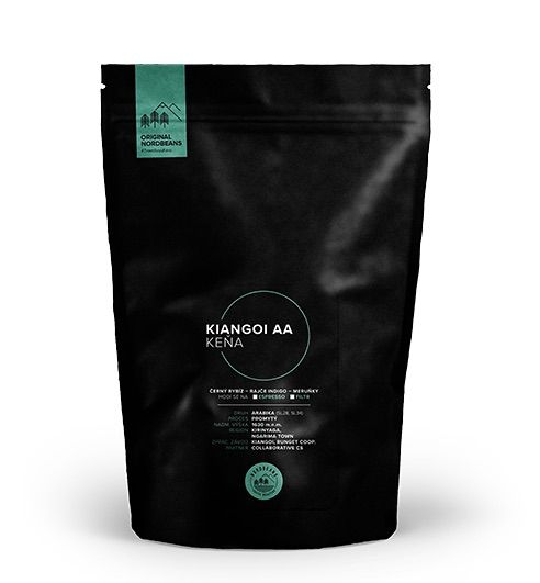 Káva Keňa Kiangoi AA 200g