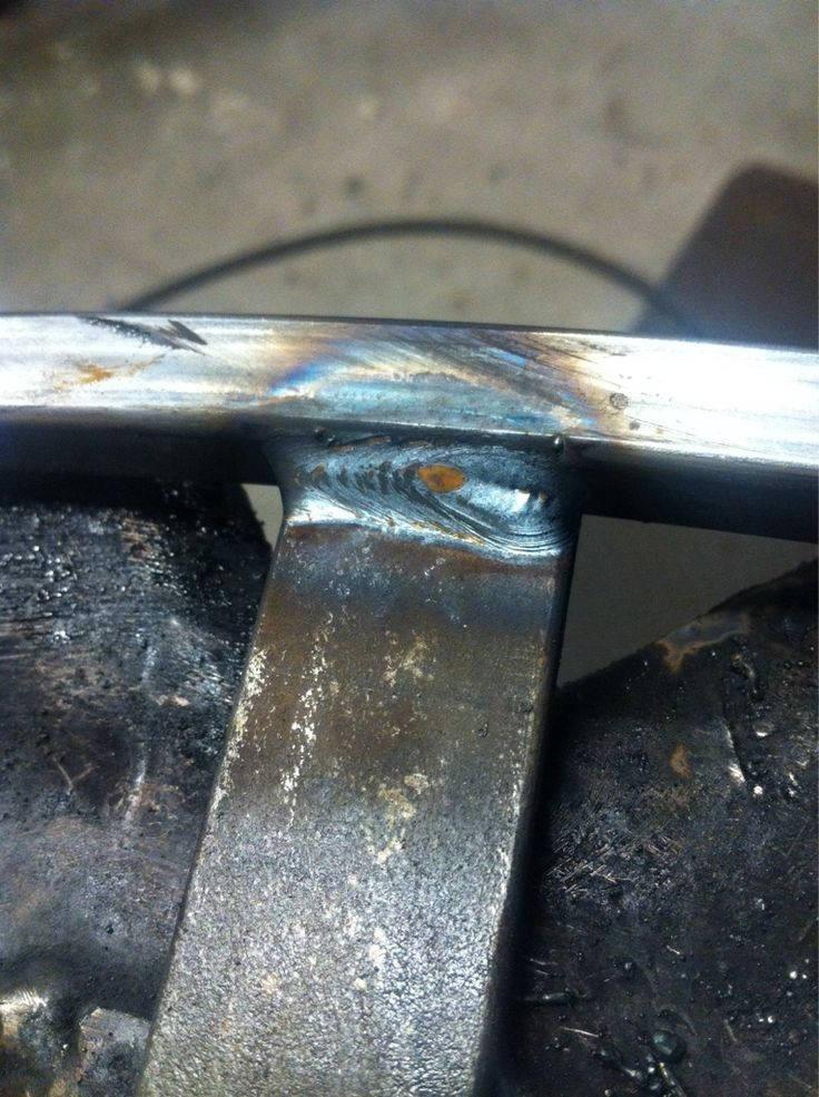 Update from a week ago took some advice and tweaked a few settings. Less droop at the end of the bead now. Thank you for the criticism and tips! (Note I NEVER took a welding course all of my experience has been self taught and tips from others)