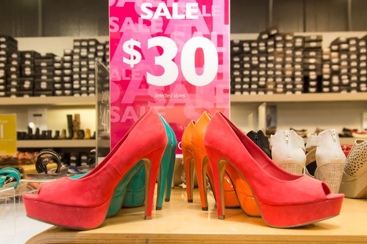 Big Brands Shoe Clearance has heels racing out the door for just $30 https://www.facebook.com/DFOJindaleeQLD?fref=ts