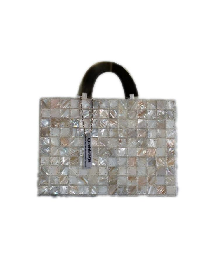 Nicolette handbag made from Recycled Sea Shells
