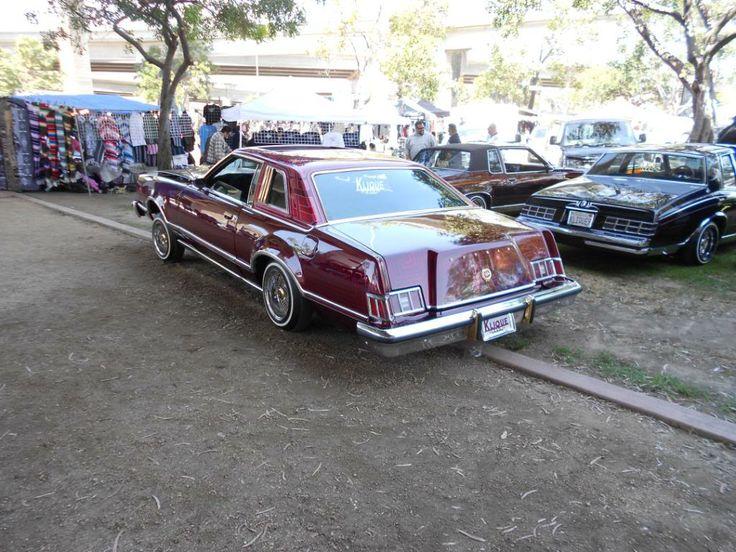 1977 Mercury Cougar El Gato Loco  Lowriders  Pinterest  Kwik