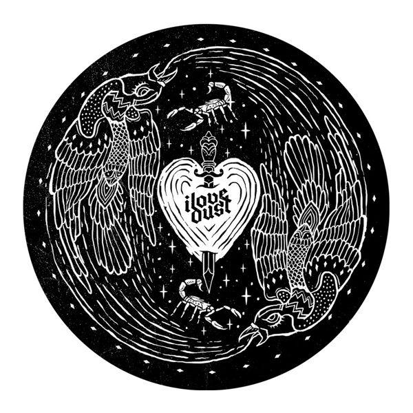 ilovedust Beer Coasters by ILOVEDUST , via Behance