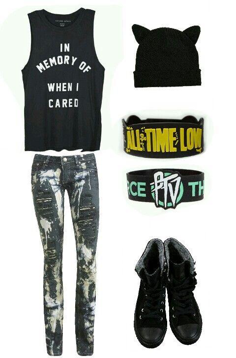 His Favorite Outfit: Ashton