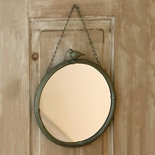 1000 images about antique and vintage on pinterest for Long hanging mirror